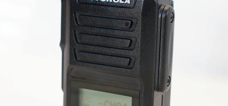 デジタル簡易無線 MOTOROLA (モトローラ) MT10 発売!